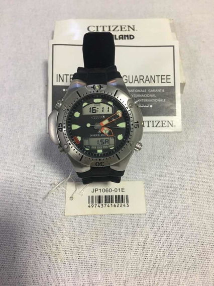 Citizen Aqualand Promaster Jp1060-01e