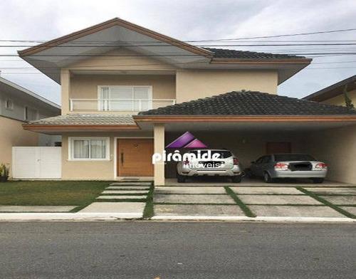 Casa À Venda, 234 M² Por R$ 1.350.000,00 - Urbanova - São José Dos Campos/sp - Ca6059