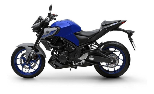 Imagem 1 de 2 de Mt03 Abs 2022 Yamaha 0km Azul