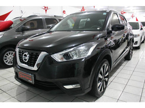 Nissan Kicks Sv Limited 1.6 16v Flex 5p Aut. ** Ipva 2019 Pa