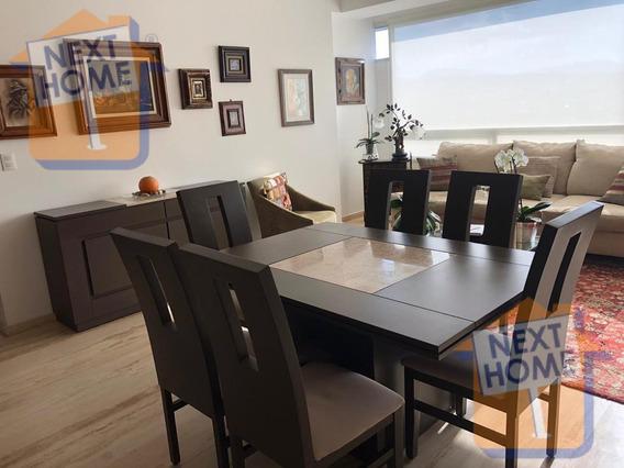 Venta Departamento Con Terraza 11 M² En Vista Hermosa Inmediato Santa Fe