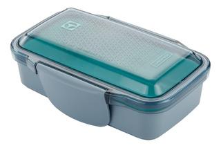 Porta Comidas X 2 Electrolux 950ml Freezer - Micro Verde