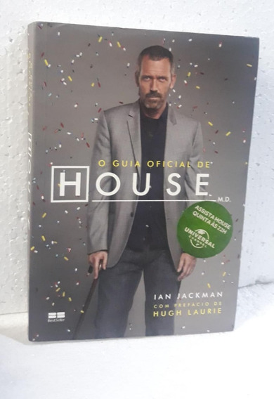 O Guia Oficial De House - Ian Jackman