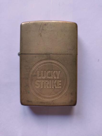Encendedor Zippo Lucky Strike Original