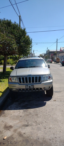 Imagen 1 de 7 de Jeep Grand Cherokee 2001 3.1 Limited