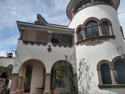 Preciosa Casa En Renta En Paseo De La Reforma