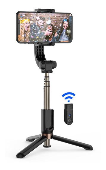 Bastão Selfie Tripé Estabilizador Eletrônico Tomate Mtg-3031