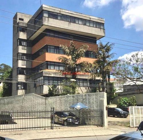 Prédio Para Alugar, 1307 M² Por R$ 98.000,00/mês - Vila Clementino - São Paulo/sp - Pr0129