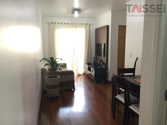 Apartamento Com 2 Dormitórios À Venda, 50 M² Por R$ 365.000,00 - Jabaquara - São Paulo/sp - Ap0958