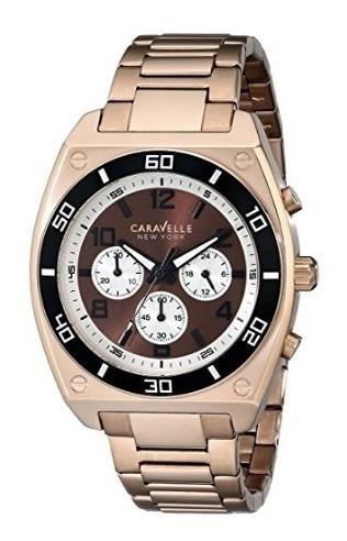 Relógio By Bulova Caravelle 45a111 ! ! Novo! Na Caixa!