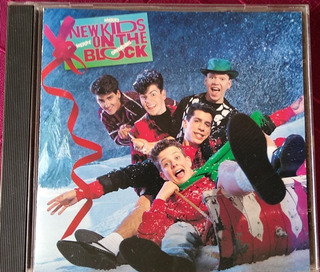 Cdo New Kids On The Block-cd Made In Japon 1989