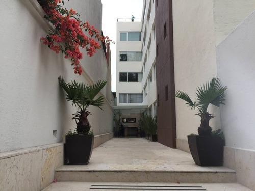 Departamento En Renta Cerrada De Montes Celestes, Lomas De Chapultepec