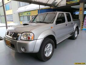Nissan Frontier Ax Mt 2500cc 4x4 Td Fe