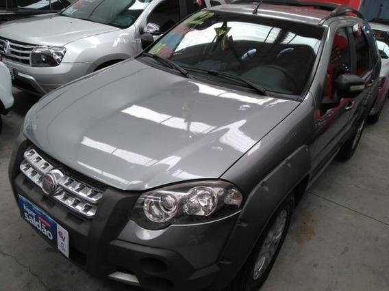 Fiat Palio Weekend Adventure 1.8 16v Dualogic (flex) Flex