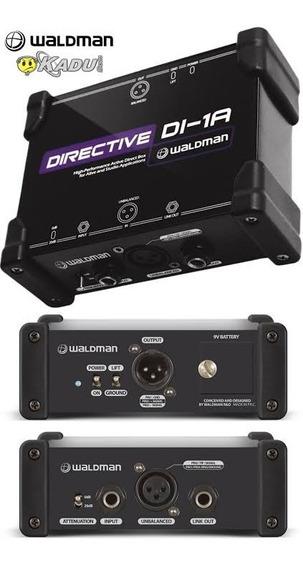 Direct Box Waldman Di-1a (frete Grátis)
