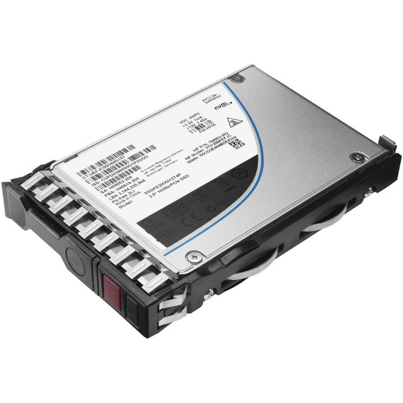 Ssd 480gb Sata Sff Part Number Hpe: 832417-b21