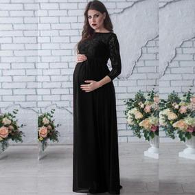32e48c21b Vestidos Para Embarazadas Largos De Encaje - Vestidos de Mujer en ...