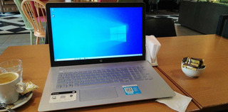 Notebook Hp Pavillion Amd A10 Full Hd 16gb 1tb 17 Outlet