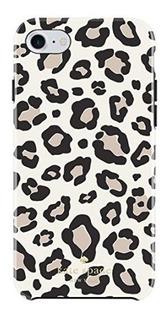 Capa Para iPhone 8 Kate Spade Leopard Print - Original Nova