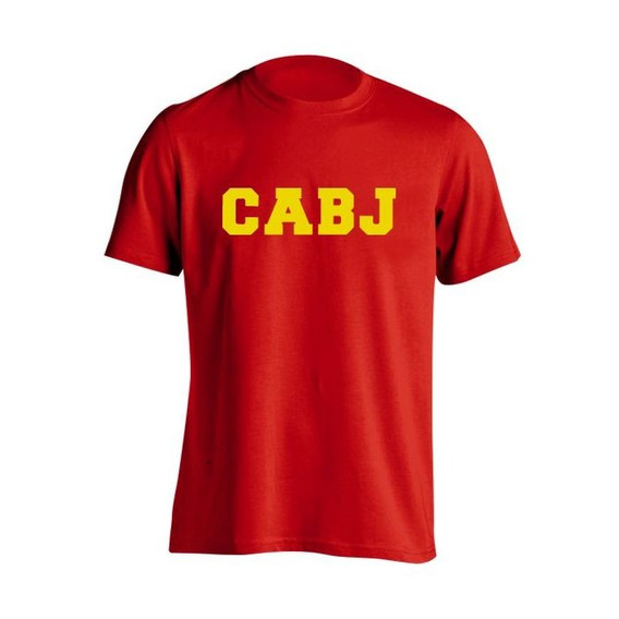 Remera Niño Boca Juniors Cabj