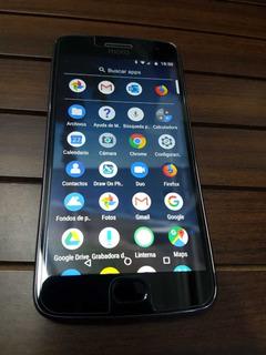 Motorola Moto G5 Plus 4g Lte 32g Ram 2g Con Huella Impecable
