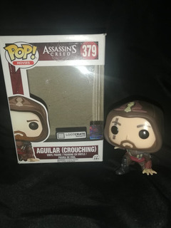 Figura Funko Pop Aguilar Crouching Assassins Creed Lootcrate