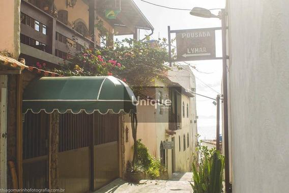 Pousada Com 10 Dormitórios À Venda, 400 M² Por R$ 1.900.000 - Prainha - Arraial Do Cabo/rj - Po0029