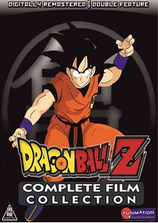 Blu-ray Dragon Ball Z Colección Peliculas Incluye Broly