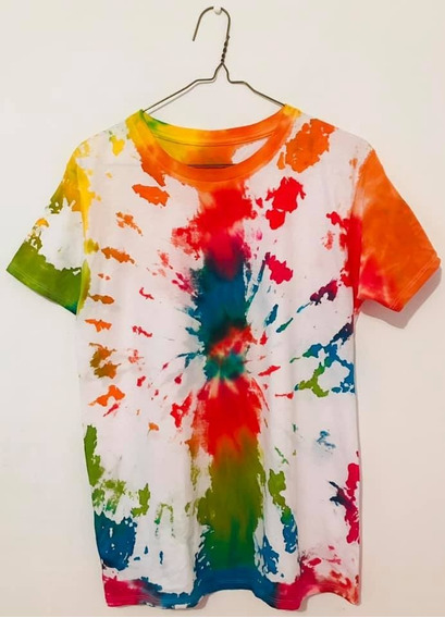 Playera Tie Dye