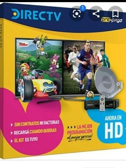Directv Hd Prepago Colombiano Internacional