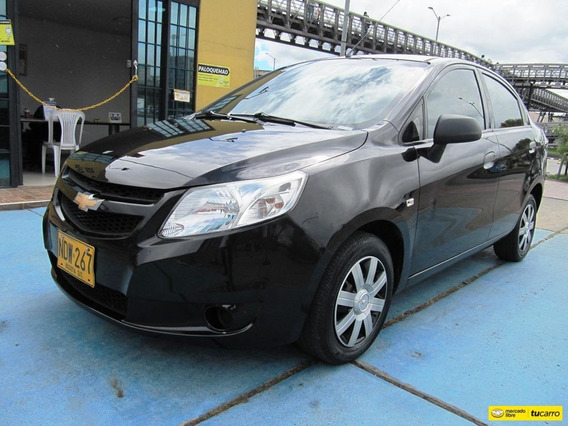 Chevrolet Sail Ls 1400cc Mt Aa