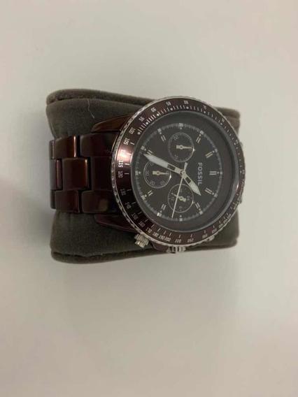 Relógio Fóssil Unisex