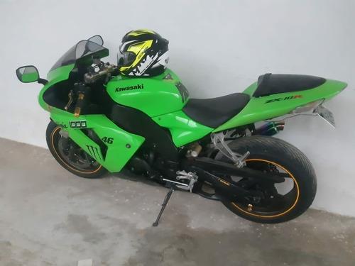 Imagem 1 de 9 de Kawasaki Zx10r
