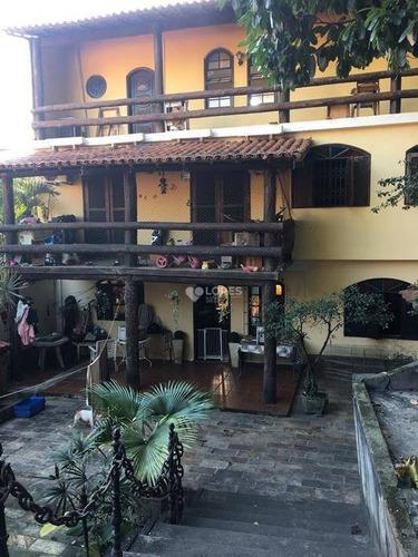 Imagem 1 de 16 de Casa À Venda, 254 M² Por R$ 450.000,00 - Fonseca - Niterói/rj - Ca15910