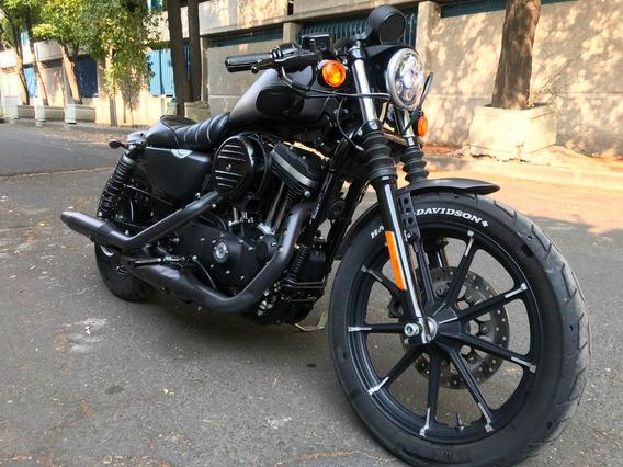 Harley Davidson Sportster Iron 883 2017