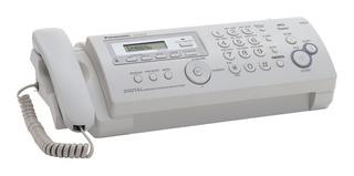 Telefono Fax Panasonic Kx-fp218ag