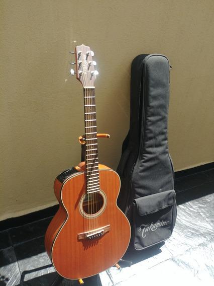 Guitarra Electroacústica Takamine Takamini Gx11me Ns. Taylor