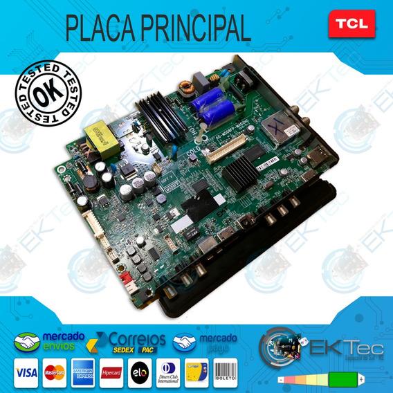 Placa Principal Tv Tcl L32s4700s Original Testada