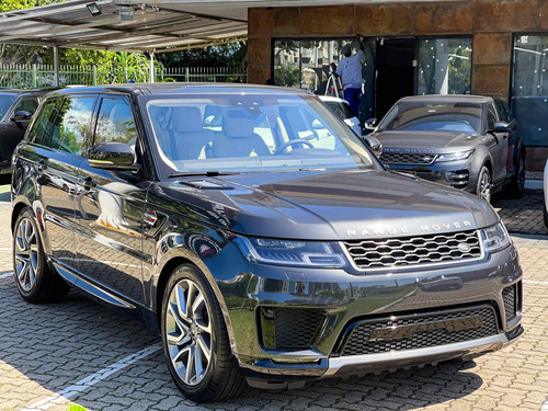 Imagem 1 de 8 de Land Rover Range Rover Sport 3.0 D300 Turbo Diesel Hse