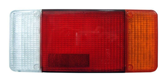 Iveparts Lente Tras Direita Iveco Daily 3510 Chassis 7984015