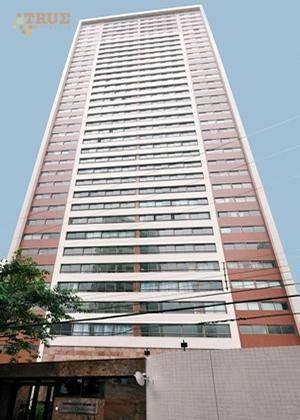 Apartamento Com 3 Dormitórios À Venda, 132 M² Por R$ 850.000 - Rosarinho - Recife/pe - Ap3041