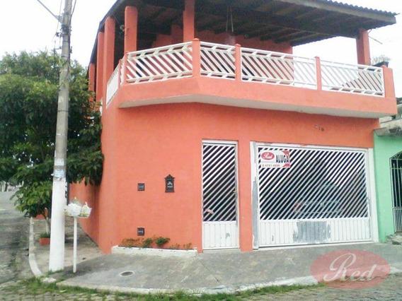 Sobrado Residencial Para Locação, Vila Figueira, Suzano. - So0095