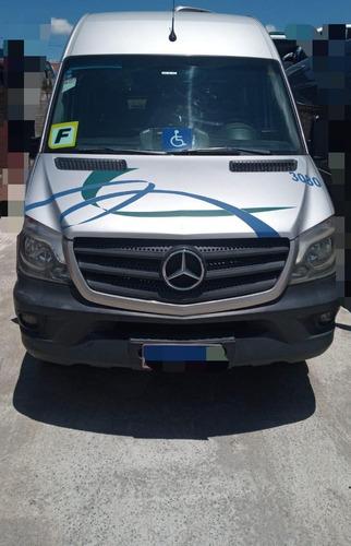 Mercedes-benz Sprinter Van 2018 2.2 Cdi 515 Teto Alto 5p