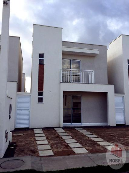 Casa Em Condomínio Localizado(a) No Bairro Papagaio Em Feira De Santana / Feira De Santana - 3751