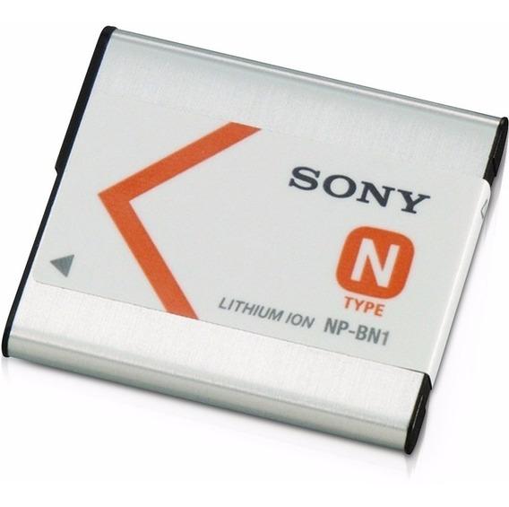 Bateria Sony N Np-bn1 Para Câmeras Digitais Sony Lacrada.