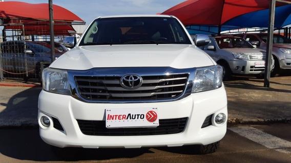 Toyota Hilux Srv 2.7 4x4 Aut. Flex