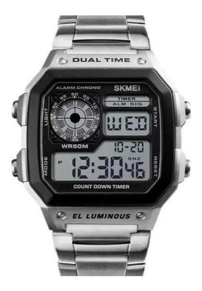 Relógio Skmei Masculino Digital Relógio