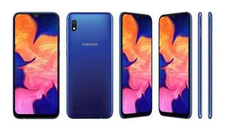 Celular Samsung A10 32gb Blue