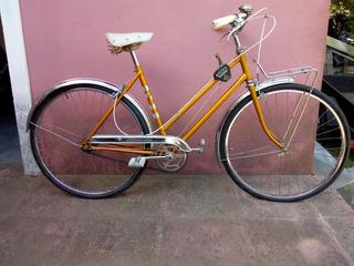 Bicicleta Antigua Inglesa Hércules