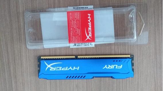 Memória Kingston Hyperx Fury 4gb 1600 Mhz Ddr3